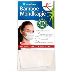 Mondkapje bamboe
