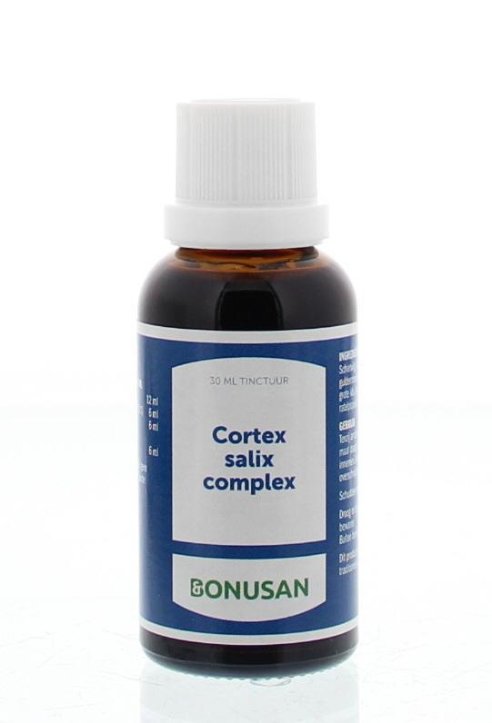 Cortex salix complex