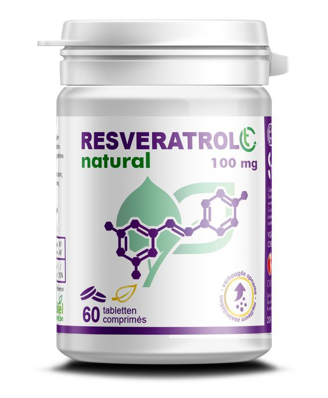 Resveratrol 100 CT MG