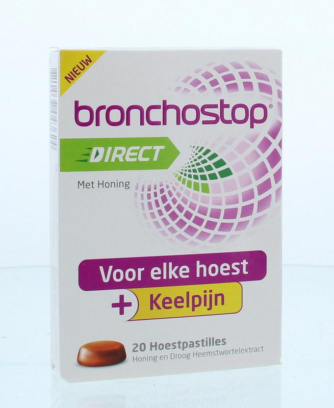 Direct pastilles honing