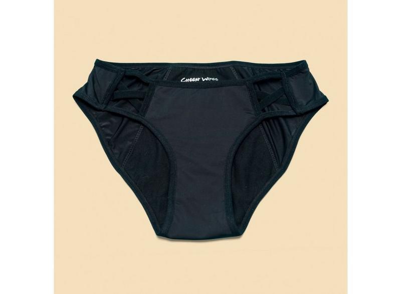 Menstruatie ondergoed Feeling Sassy zwart 44/46