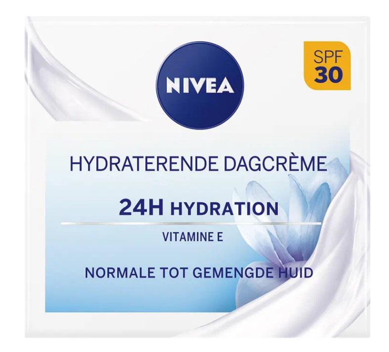 Essentials hydraterende dagcreme SPF30 norm/gev
