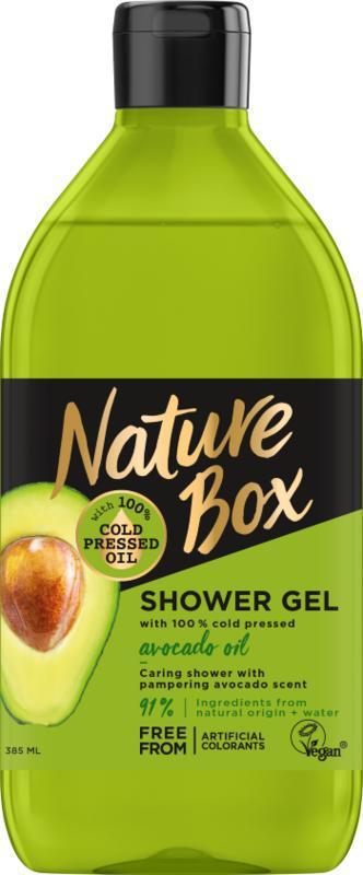 Showergel avocado