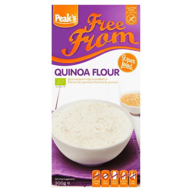 Quinoameel glutenvrij bio
