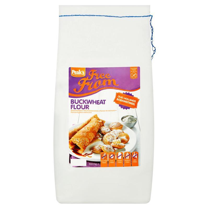 Boekweitmeel glutenvrij