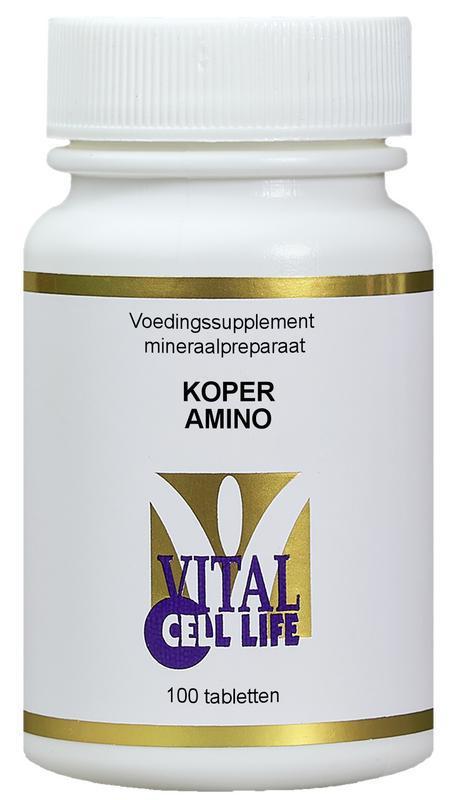 Koper amino 2 mg