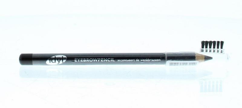 Eyebrow pencil brown/black