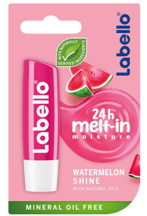 Watermelon shine blister