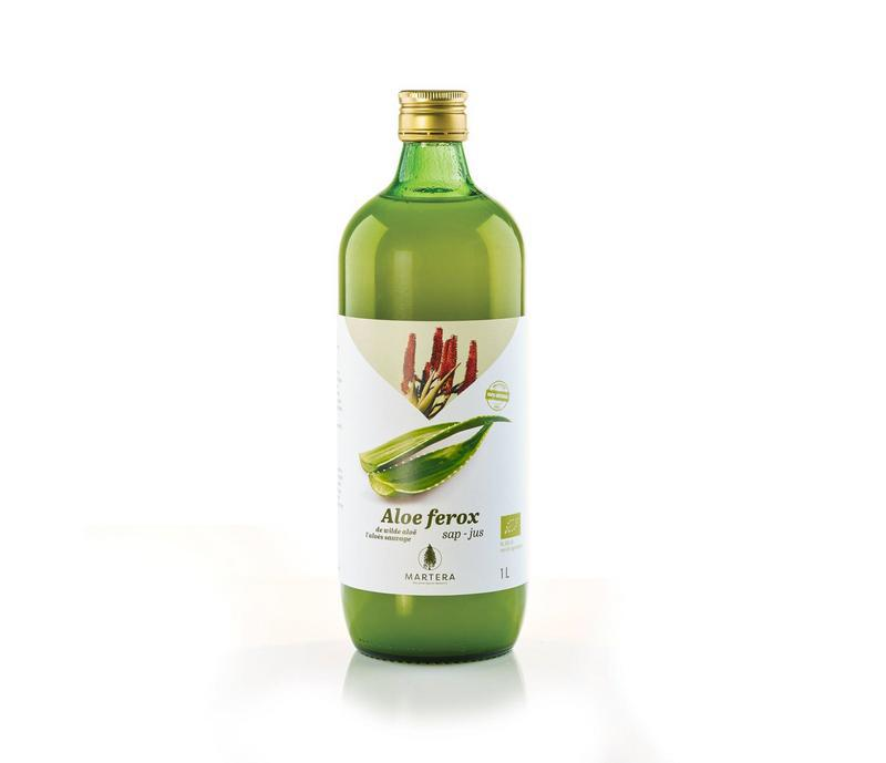 Aloe ferox sap bio