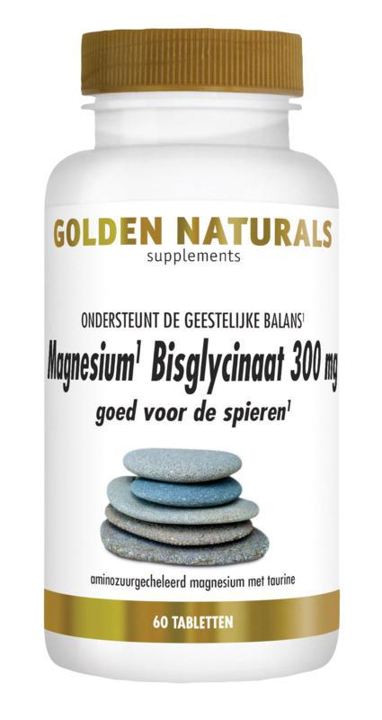 Magnesium bisglycinaat 300 mg vegan