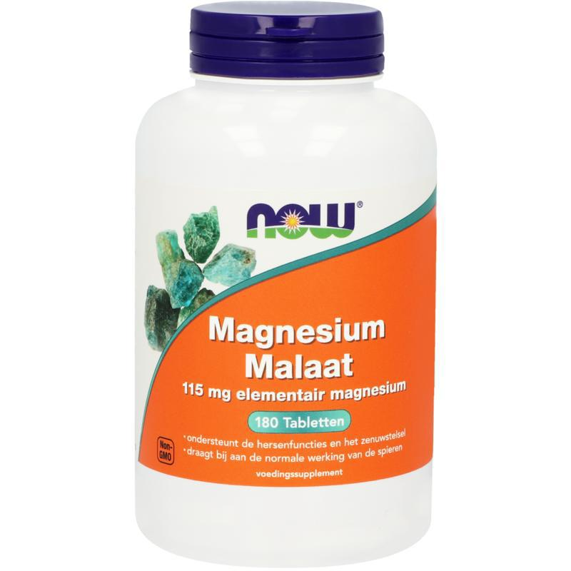 Magnesium malaat 115 mg