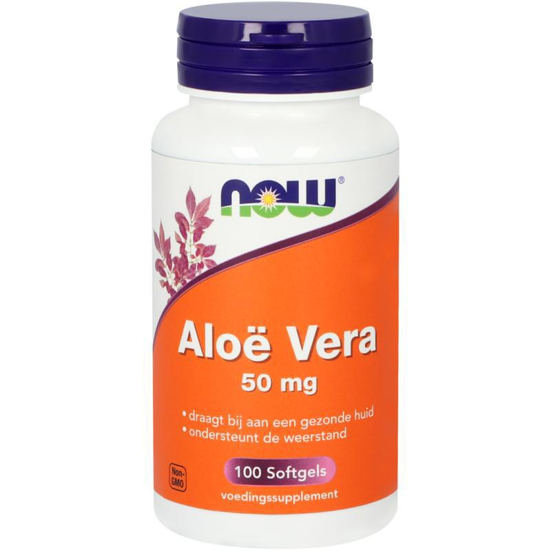 Aloe Vera 50 mg