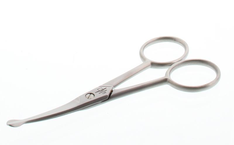 Neusharenschaar 10.5 cm gebogen 149