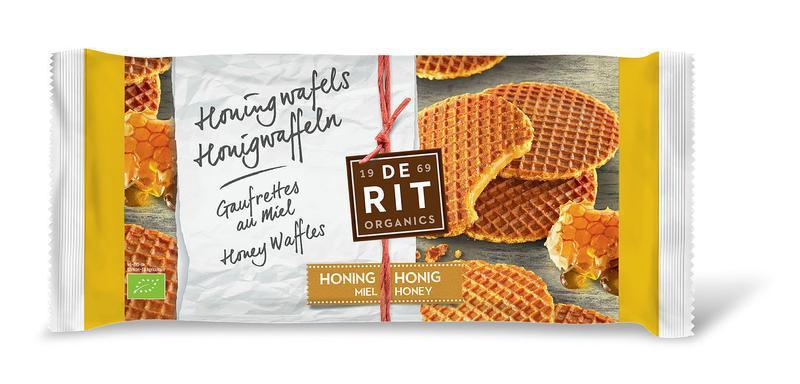 Honingwafels bio