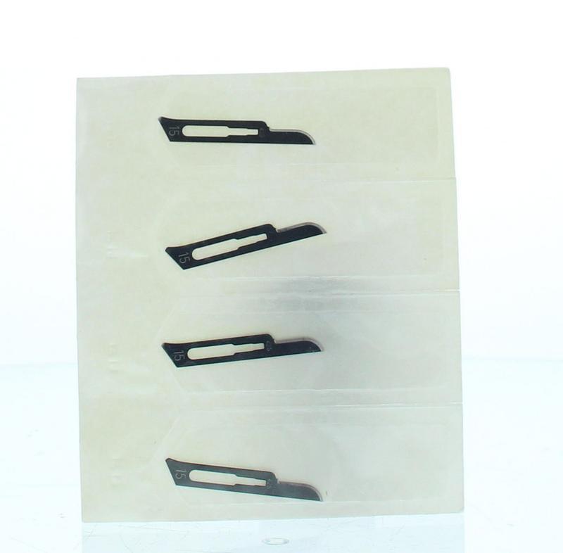 scalpelmesje 5cm st 1015/15 1st