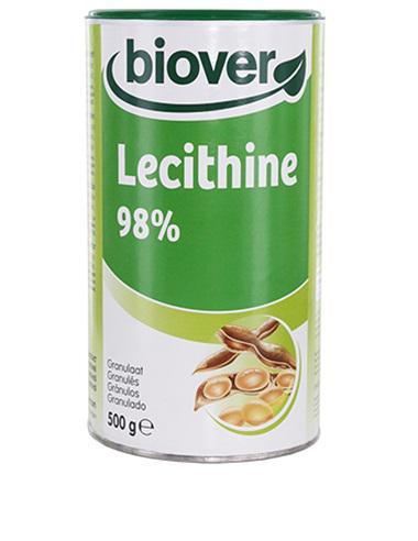 Lecithine granules