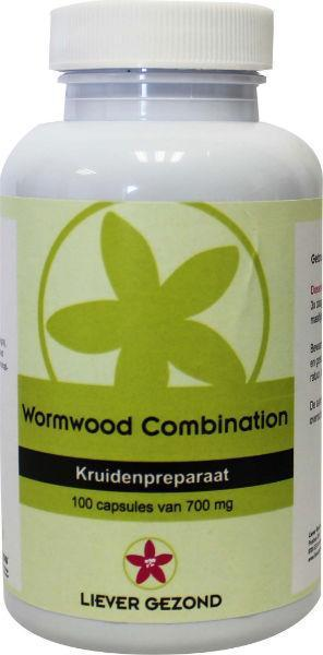 Wormwood combination parasietenkuur