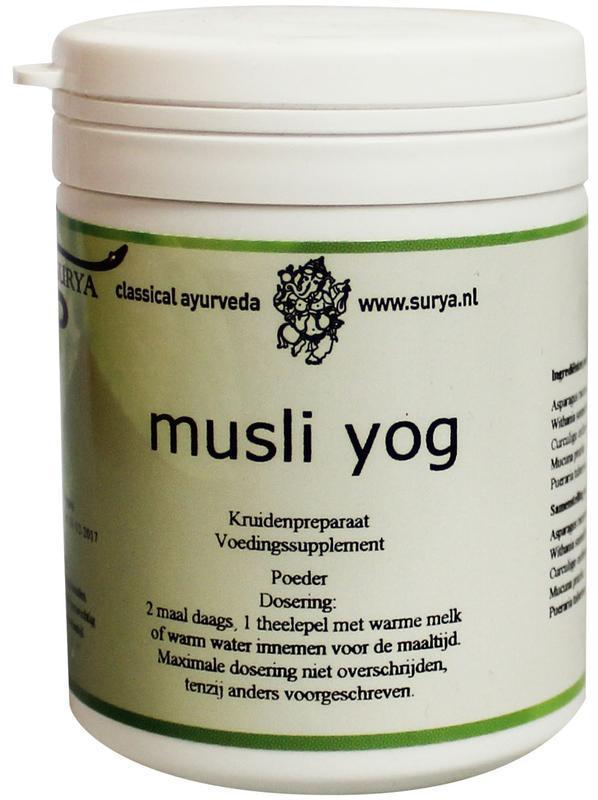 Musli yog