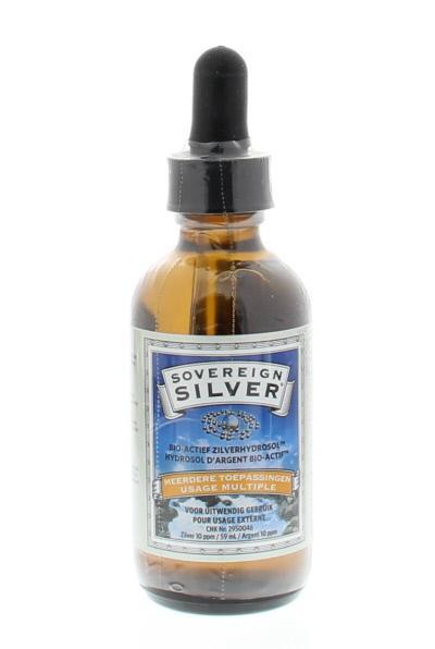 Silver 10ppm dropper