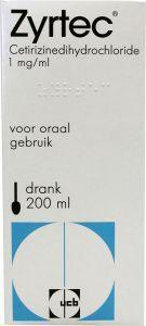 Drank 1 mg/mg