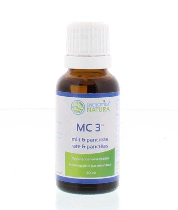 MC 3 milt/pancreas