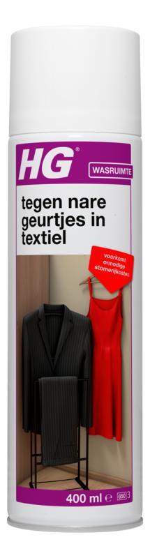 Alle nare geurtjes weg textiel