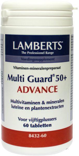 Multi guard 50+ advance