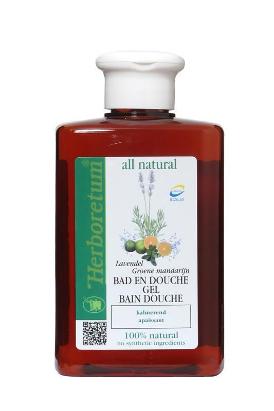 All natural bad & douche lavendel