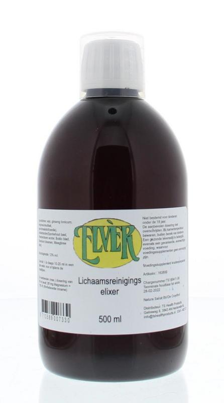 Lichaamsreinigende elixer Elver