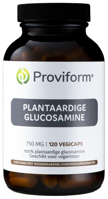Glucosamine 750 mg HCL 100% plantaardig