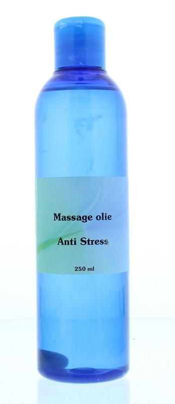 Massageolie & edelsteen anti stress