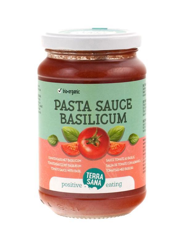 Tomatensaus basilicum