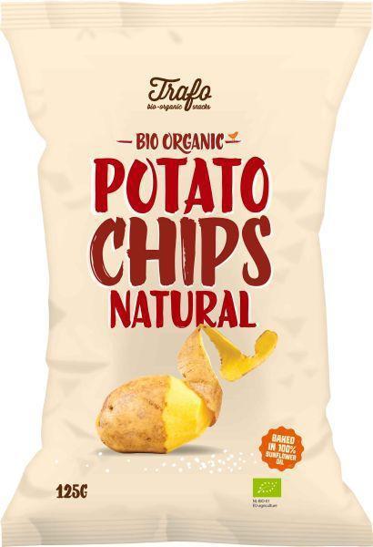 Chips gezouten