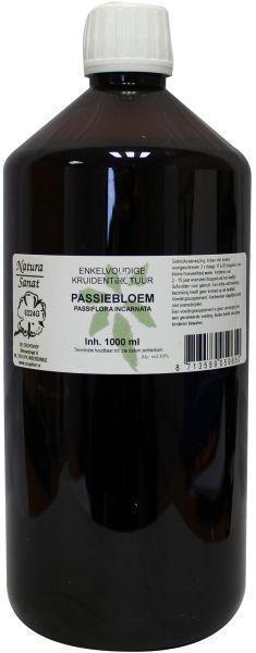 Passiflora incarnata herb/passiebloem tinctuur bio
