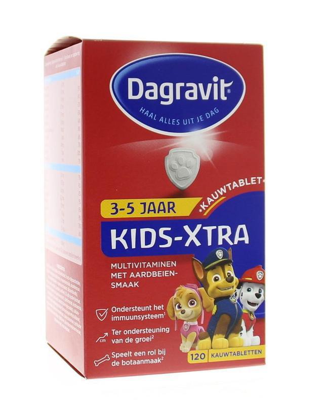 Multi kids aardbei 3-5 jaar