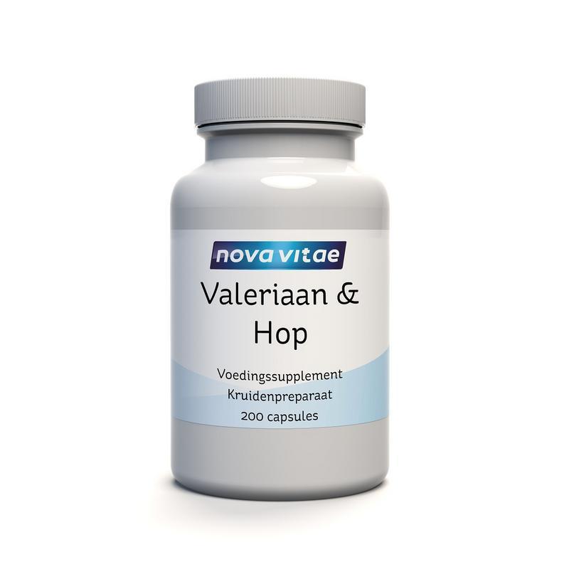 Valeriaan & hop