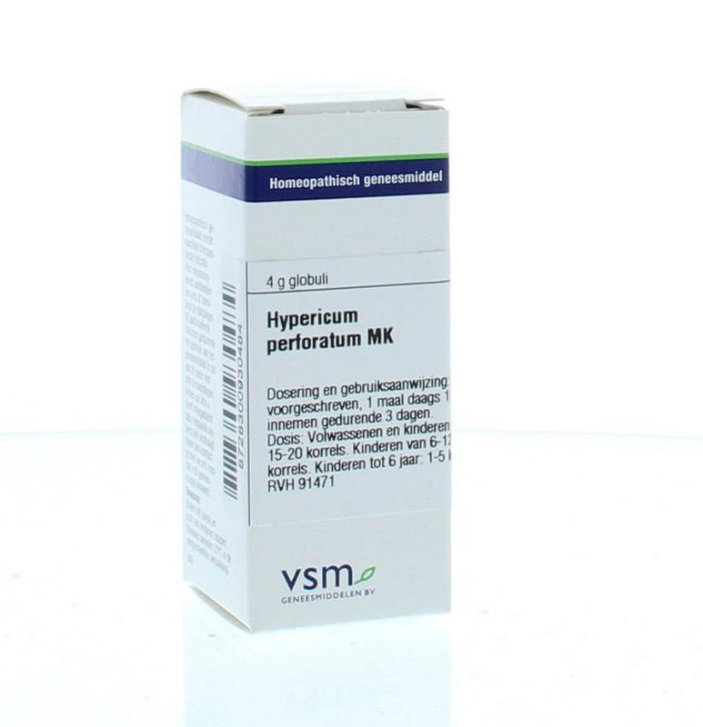 Hypericum perforatum MK