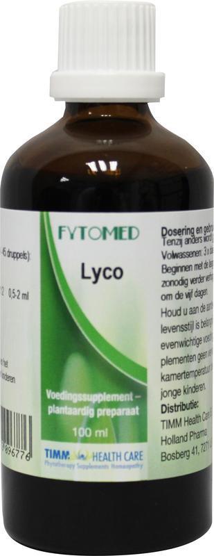 Lyco bio