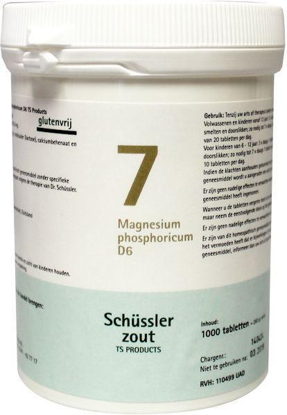 Magnesium phosphoricum 7 D6 Schussler