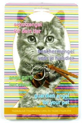 Beschermengel huisdier kat tijgeroog