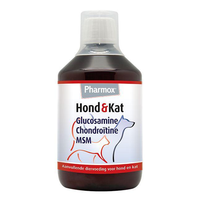 Hond & kat glucosamine chondroitine & msm