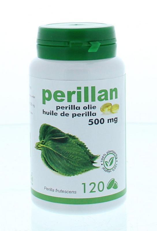 Perillan perilla olie 500 mg bio