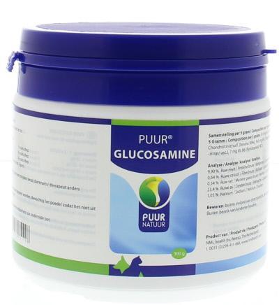 Glucosamine hond & kat