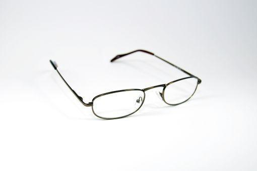Leesbril universeel bruin +1.00