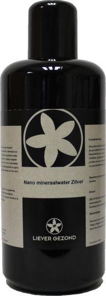 Mineraalwater nano klasse zilver
