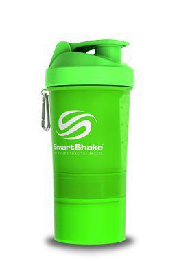Smartshake neon green 600 ml