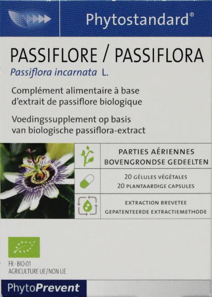 Passiflora 20 caps 20ca