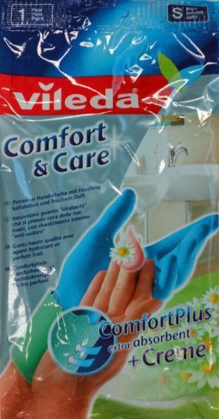 Handschoen comfort & care S