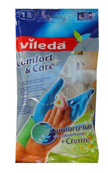 Handschoen comfort & care L