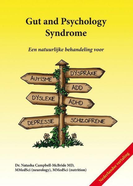 Gut and psychology syndrome boek boek